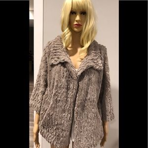 Jackets & Blazers - Collectioneighteen faux fur jacket